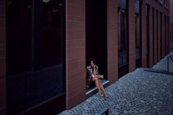 Mit Summer Lee in der Altstadt