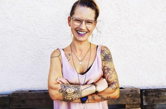 Interview mit der Frankfurter Designerin Alma