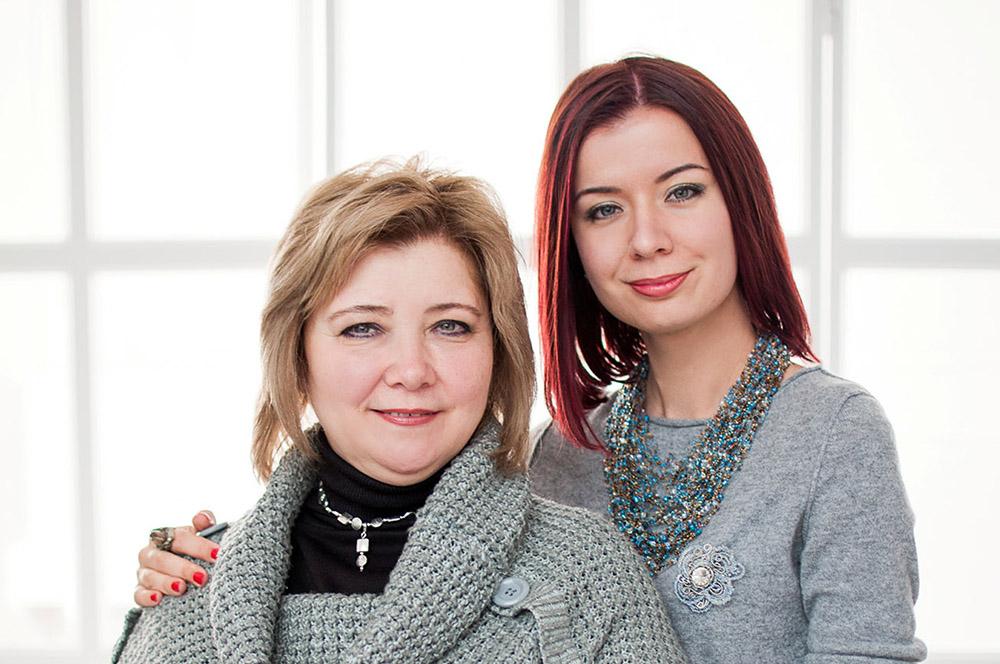 """Familienbande – Wie bei """"Keliy Handmade"""" Mutter und Tochter gemeinsamen arbeiten"""