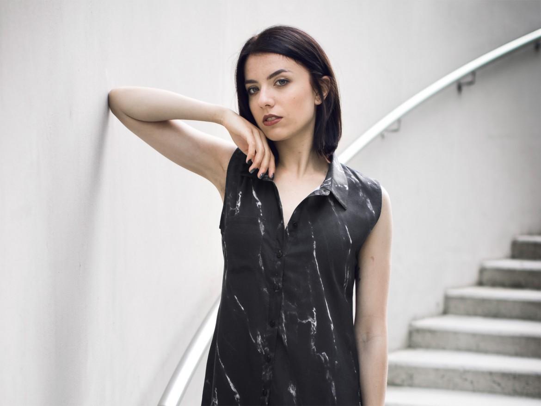 Modedesignerin Daniela Litman vom Label LEAH im Interview