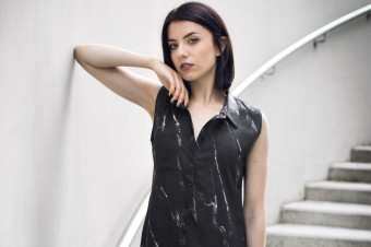 Modedesignerin Daniela Litman vom Label LEAH im Interview