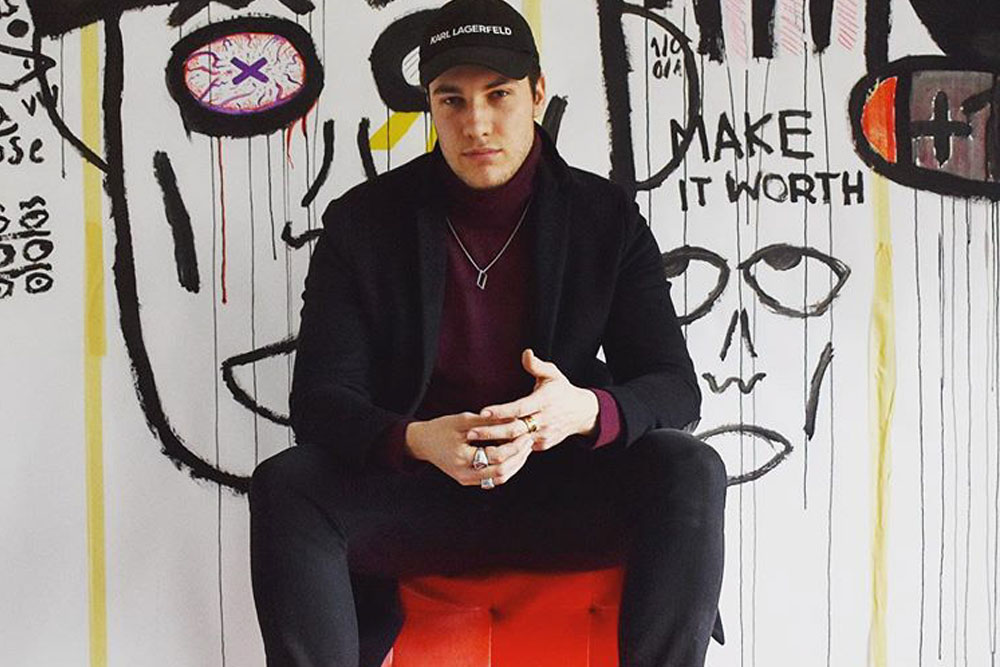 Marvin Jörs vom Label VVVISAGE im Interview